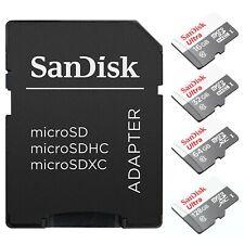 SanDisk Micro SD Card 16GB 32GB 64GB 128GB TF Class 10 Android Nintendo Samsung