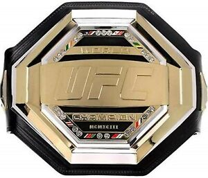 UFC Legacy Championship Wrestling Replica Adult Belt Genuine Leather