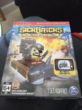 Sick Bricks Captain Blockhead Vs. Greatbite Shark New!!!