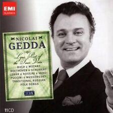 Nicolai Gedda - Icon: Nicolai Gedda (NEW 11 x CD BOX SET)