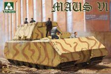 Takom 1/35 WWII German Maus V1 Super Heavy Tank 2049