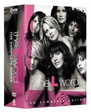 The L Word Complete Series Season 1 2 3 4 5 DVD SET TV Show Episodes Box Lot R1