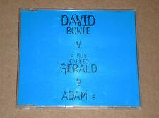 DAVID BOWIE V. A GUY CALLED GERALD V. ADAM F. - TELLING LIES - CD SINGOLO