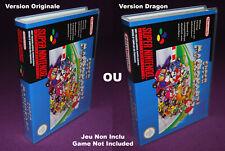 SUPER MARIO KART - Super Nintendo SNES FAH - Universal Game Case (UGC)