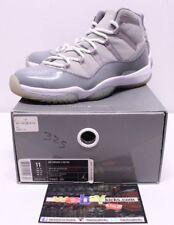 Air Jordan Retro 11 XI Cool Grey Gray White Sneakers Men's Size 11 Used