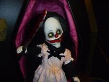 🕷 Living Dead Dolls CUDDLES Evil Clown with a Machete Open & Complete