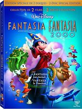 Fantasia/Fantasia 2000 (2010)-disney animation