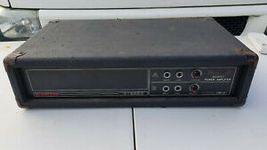 McGregor Amplification SS500 Mosfet Power Amplifier, Sleeved 500W PA Amp Head