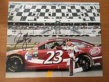 David Ragan Signed Daytona 8x10 Photo NASCAR autograph COA