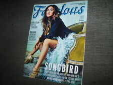August Fabulous Weekly Music, Dance & Theatre Magazines