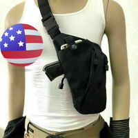 US Man Gun HolsterAnti-theft Invisible Men Chest Sling Crossbody Bag Pouch Pack