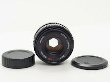 Auto Sears 50mm F2.0 Pentax K PK Mount Prime Lens Made in Japan