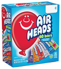 Airheads Candy Bars, Variety Halloween Bulk Box, Chewy Full Size Fruit Halloween