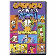 GARFIELD & FRIENDS: SEASON ...-GARFIELD & FRIENDS: SEASON 1  (US IMPORT) DVD NEW