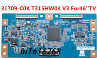 T-Con Board 31T09-C0K T315HW04 V3 Samsung LN46C600F3FXZA AUO For 46''TV