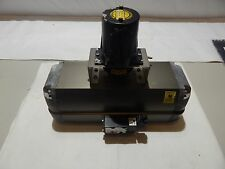 Mecair Pneumatic Actuator Supernova SN150DA with elo-matic HD switch 5A