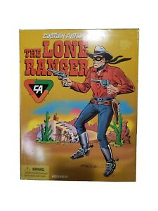Vintage 1998 Captain Action LONE RANGER Playing Mantis Action Figure New In Box