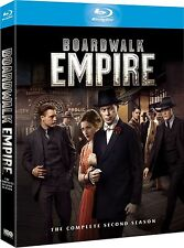Boardwalk Empire - Series 2 - Complete (Blu-ray, 2012, 5-Disc Set)