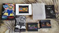 Atari Jaguar Game Lot x3 Trevor McFur Syndicate Checkered Flag *Used*