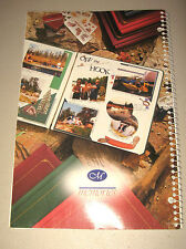 CREATIVE MEMORIES 1998 SCRAPBOOK PAGE DESIGN AND LAYOUT IDEAS VOL IV