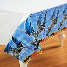 Batman Birthday Party Supplies Plastic TableCloth Table Cover