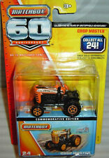 1/64 Matchbox 60th Anniversary Crop Master Tracter
