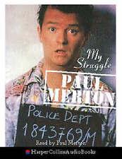 My Struggle - Paul Merton 2 x Cassette tape Audiobook 2nd hand