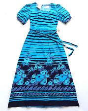Cotton Blend 1970s Vintage Dresses for Women