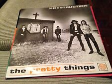 "PRETTY THINGS 12"" MAXI UK GARAGE ROCK - EVE OF DESTRUCTION"