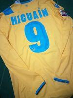Maglia calcio Napoli Match Worn Gonzalo Higuain
