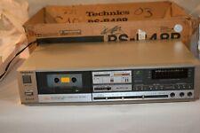 New ListingVintage Technics Auto Reverse Stereo Cassete Deck Player Rs-B48R New!