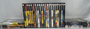 PS2 Games Pick and Choose Many Rare Titles! Clean and Tested! Working!