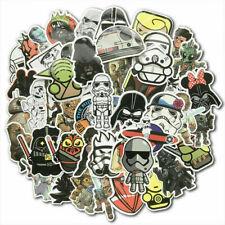 100Pcs Star Wars Vinyl Sticker Bomb Waterproof Decals Pack Car Laptop Skateboard