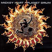 Mickey Hart - Planet Drum - Supralingua (CD, 1998) SEALED