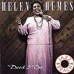 'Deed I Do by Helen Humes (CD, Jan-1995, Contemporary Records)