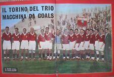 TORINO TORO SQUADRA CAMPIONE D'ITALIA SCUDETTO 1927/28 GRANDE STORIA DEL CALCIO