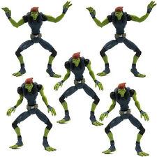 Lot5Pcs Marvel Legends TOAD 2008 Wolverine X-men 3.75'' Figure hasbro toy gift