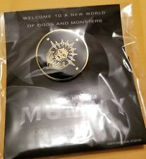 The Mummy Movie New 2017 Pin - Limited Collector's item