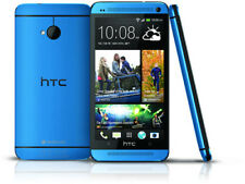 HTC One M7 32GB 4.7-Inch Quad-core Radio NFC 4G LTE Unlocked Smartphone - Blue