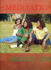 THE MEDITATIONS greatest hits UK 1984 NEAR MINT LP GREENSLEEVES REC