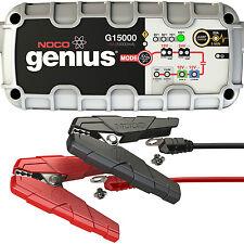 NOCO GENIUS G15000 EU - Batterie Ladegerät 12V + 24V Auto Motorrad Batterielader