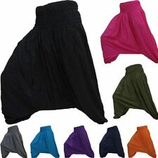 Unbranded Bohemian Fashion Hand-wash Only Pants for Women