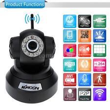 720P HD H.264 1MP Camera PnP P2P AP Pan Tilt IR Cut WiFi Wireless IP Webcam OI9G