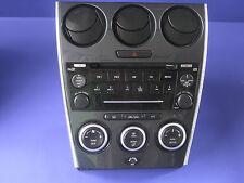 Radio CD MAZDA 6 FL mit 6 Fach CD Wechsler BOSE  Bj. + FRONT PANEL