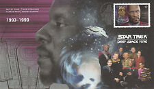2017 CANADA POST - STAR TREK DEEP SPACE NINE - OFFICAL FIRST DAY COVER