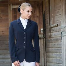 Equetech - Triumph In-Vent Show Jacket - Equestrian Jacket - Navy Or Black