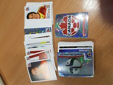 Panini Women WM Canada 2015 Stickers, Foils and Special stickers.