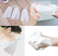 3X Creating Net Bubble Foam Facial Wash Face Care Clean Helper Cleansing ToolsWL