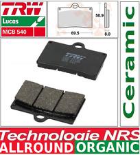 2 Plaquettes frein Avant Organique TRW MCB540  Indian 1700 Chief Standard 09-
