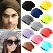 Fashion Women Autumn Winter Mens Beanies Hat Headgear Hip-Hop Thin Hat Warm Pro